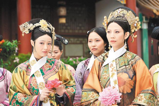 《甄嬛傳》被認為是宮鬥劇代表作。(取材自人民網)