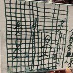 拘留所無證童繪圖 博物館擬收藏