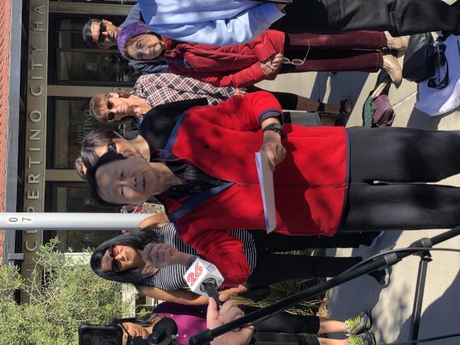 丁元強調,市府律師審核SB35提案是職責所在,當時打壓荷姆、支持開發案的市議員應支付和解金與訴訟費用。(圖:本報檔案照片)