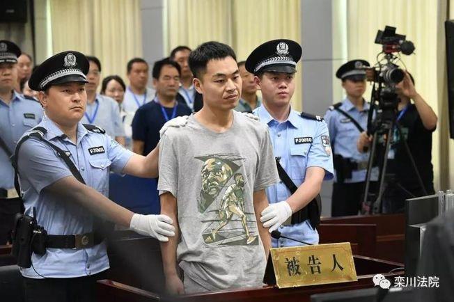 常仁堯被判處有期徒刑一年六個月。(取材自微信)