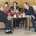 美中探戈40年 看老布希如何安撫中國噴火龍