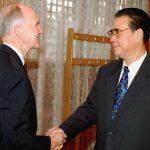 六四解密文件 老布希曾力阻國會制裁中國