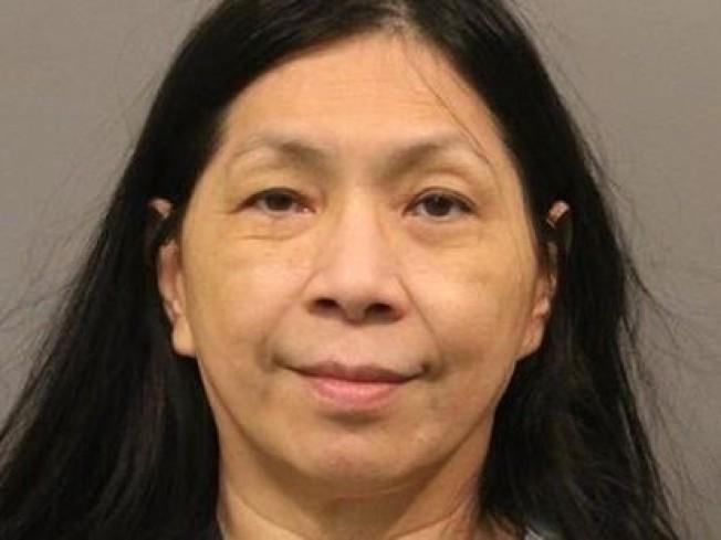 劉瑞塔因走私人口強迫賣淫遭判30年徒刑。(警方提供)
