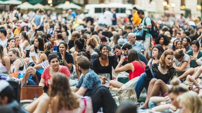 布萊恩公園夏季電影節已連續舉辦20年。(取自布萊恩公園電影節官網)