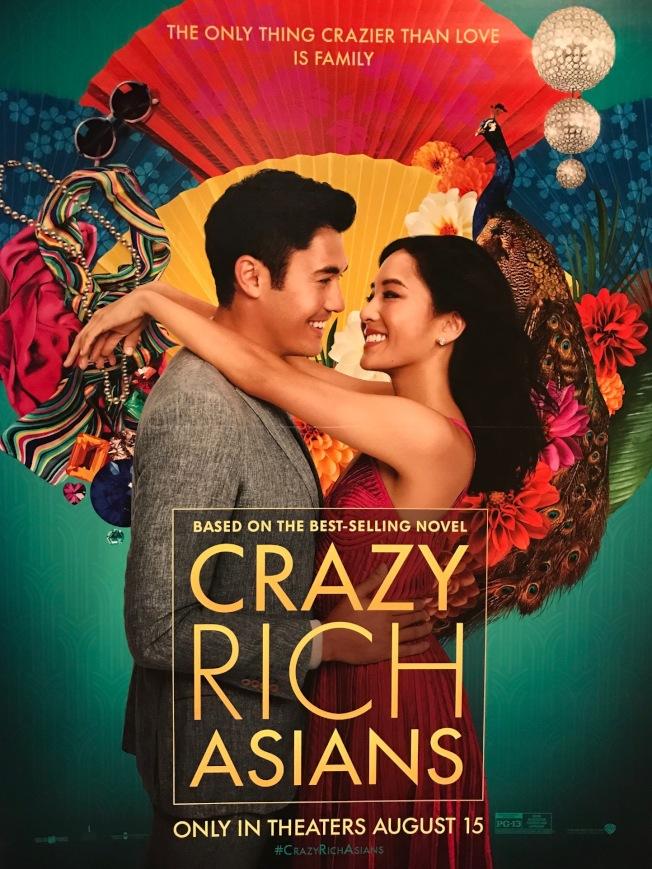 「瘋狂亞洲富豪」去年在全美引起話題 。(本報資料照片)