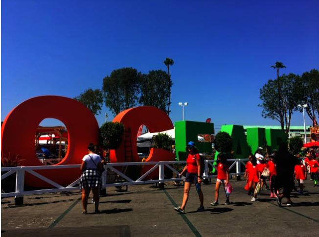橙縣博覽會12日開門迎客。(本報資料照片)
