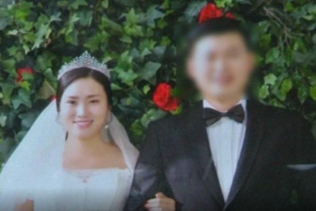 山東女子小宋結婚五天確診罹患白血病,丈夫得知後人間蒸發,遲遲無法聯絡上。圖擷自澎湃新聞影片