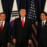 日韓協商6小時無果 美提三方會談