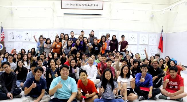 美南華裔青少年夏令營圖文