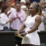 小威廉絲錯失溫網金盃 仍高居女子獎金榜首
