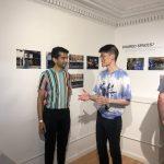 建築師辦「共享空間」藝術展 以華埠社區為靈感