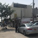 8大道轄區警局聯合執法 嚴打霸占人行道泊車
