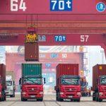 關稅衝擊 中國對外貿易重挫