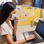 空調別吹太冷、進出戴口罩 改善盛夏「黴菌過敏」