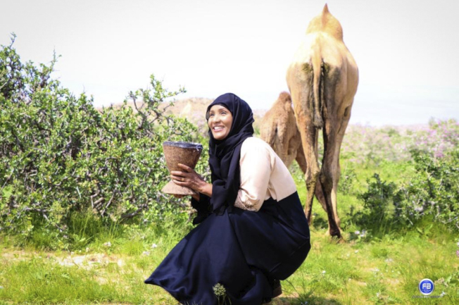 索裔加拿大籍記者娜蕾葉不幸喪生。(取材自推特)
