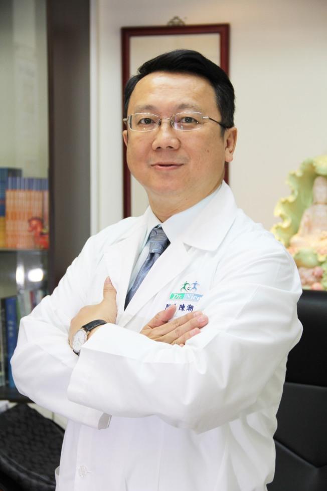 中醫師陳潮宗。(圖:陳潮宗提供)