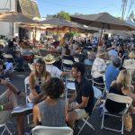 洛斯阿圖藝術紅酒節 周末好去處