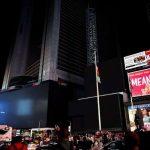 曼哈頓大停電 時報廣場陷漆黑 百老匯街頭演出