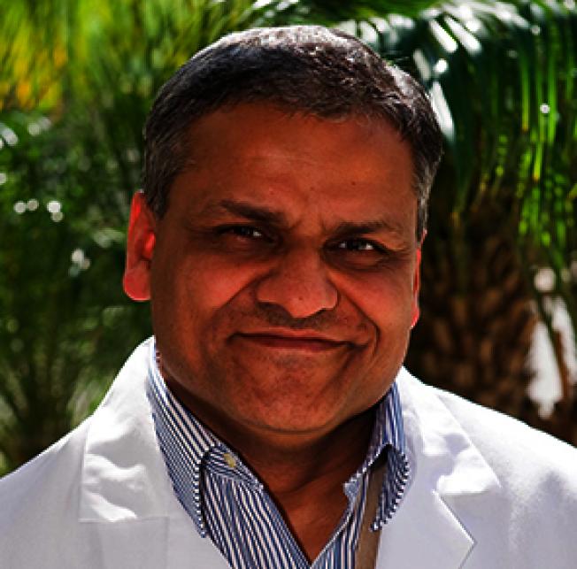 Sharad Singhal博士。(希望之城提供)