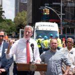曼哈頓大斷電 並非超負荷 市長稱無關恐襲 州長促徹查原因