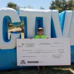 聖荷西公園尋寶 8歲童贏大獎