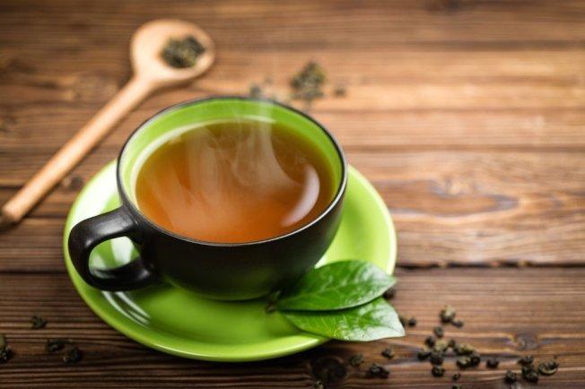 夏季喝熱茶,反而更解暑。 示意圖/ingimage