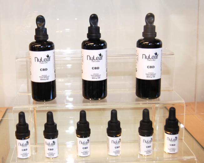 NuLeaf   Naturals CBD 漢麻油功效強