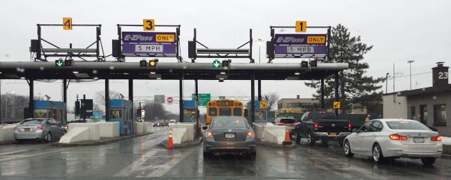 新州高速公路管理局被指超收過路費罰款。(網路圖片)