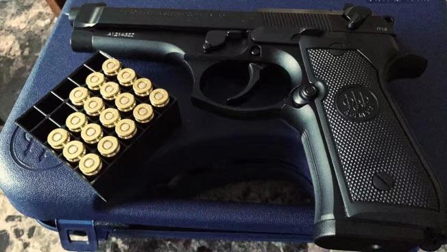 新法案要求正確保管槍枝彈藥,否則或面臨罰款。(記者謝哲澍/攝影)