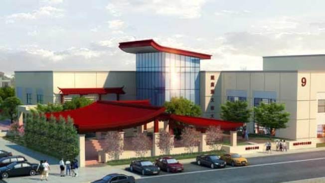南海岸中華文化中心啟用15年來,已成為南加州地區最溫暖的文化聚點。(南海岸中華文化中心提供)