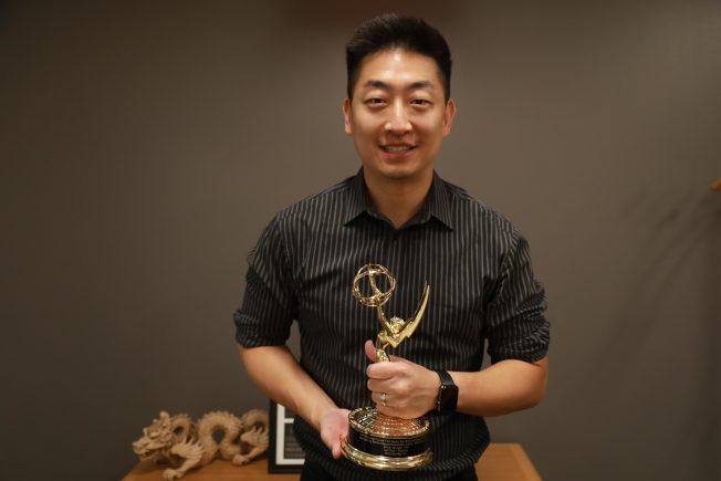 紀錄片獲獎 邵才浩:想用「視頻」幫助西裔弱勢家庭