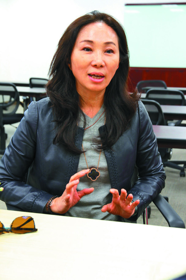 韓國瑜出線,李佳芬是否會出席全美台灣同鄉聯誼會年會更受期待。(本報檔案照片,記者李榮攝影)