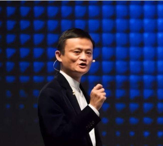 阿里巴巴創辦人、董事局主席馬雲今年9月10日交棒。(取自鳳凰網)