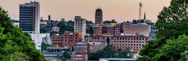 每月1500元就可生活的城市,包括維吉尼亞州林奇堡。(取自林奇堡市官網)