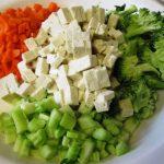 料理功夫|綠花椰菜豆腐濃湯