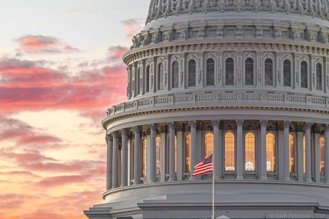 華盛頓特區被指「有繳稅但沒有發言權」。(Visit DC 臉書)