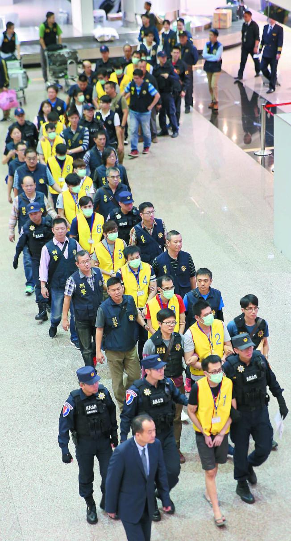 捷克政府擔心八名台籍犯罪嫌疑人若引渡中國將受不人道待遇,將實施「輔助性保護」。(本報資料照片)