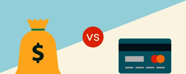支付高額消費,個人貸款有時是優於信用卡的較佳選擇。(取自推特)