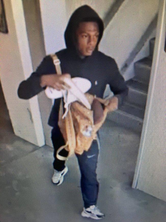 聖荷西州大警察局公布的兩名嫌犯照片。(警局供圖)