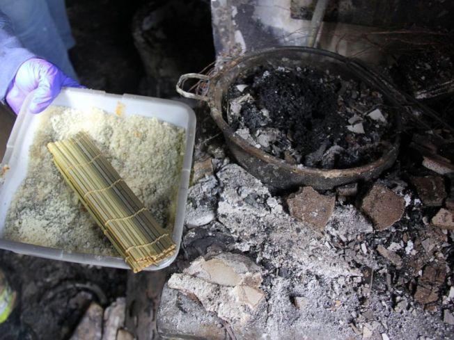 餐廳使用天婦羅麵衣碎片以增加壽司口感,沒想到卻是引發火災的兇手。取材自ABC NEWS