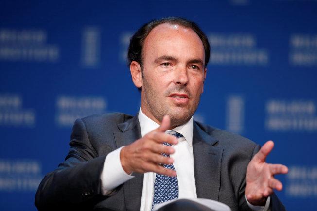 海曼資本管理公司(Hayman Capital)創辦人兼投資長巴斯。(圖/路透)