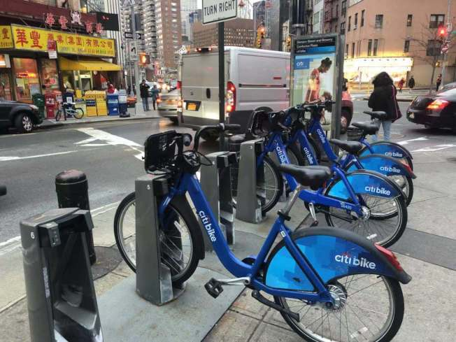 Citi Bike將擴大服務皇后東區,民代籲加入牙買加、洛克威等皇后東南「交通沙漠」區(本報檔案照)