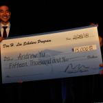 紐約亞裔律師協會獎學金 開放申請