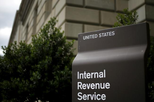 針對川普稅改,新澤西控告國稅局。(路透)