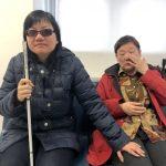 回不去的祖國╱留學生孟竹君患腦瘤 雙目失明 母女相守
