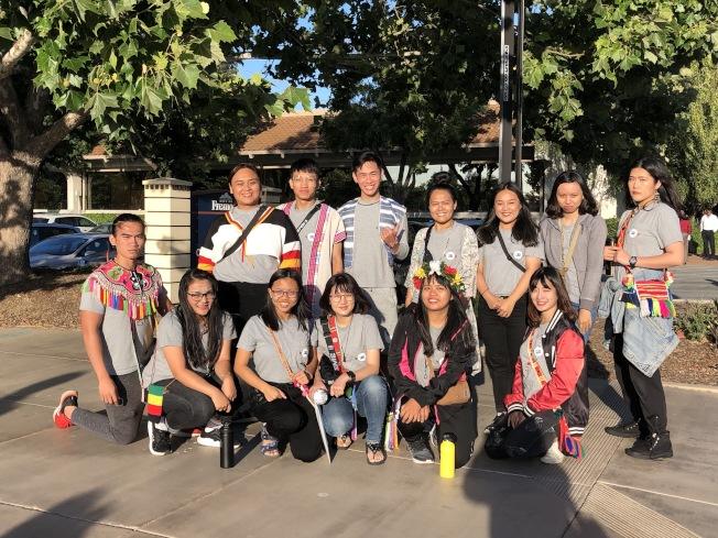 LUMA台灣原住民海外遊學團訪灣區,參訪佛利蒙市議會等多處,希望學員能與更多華裔民選官員交流,了解美國市政運作。(記者林亞歆/攝影)