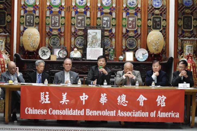 中華總會館將於下周一舉行全僑治安會議。(本報檔案照片,記者李秀蘭/攝影)