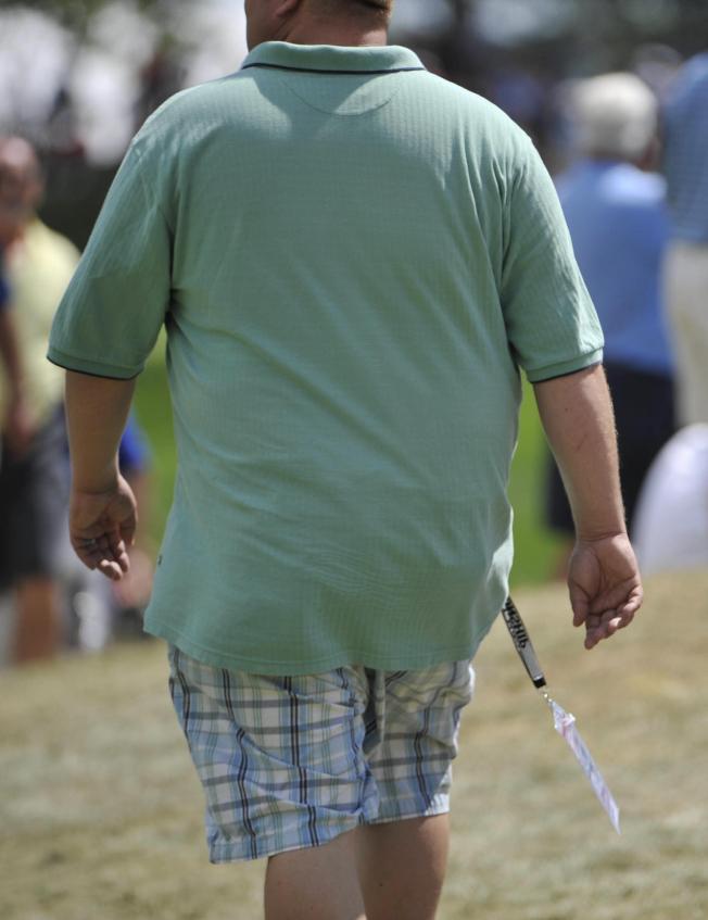 人體中有部份肥胖基因,造成當事人再怎麼注意飲食及運動,都無法順利減重。(Getty Images)