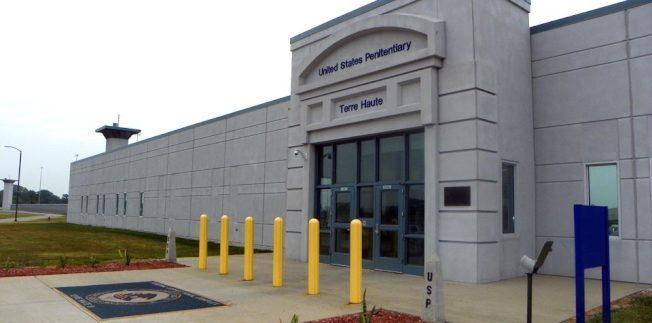 位於印第安納州的聯邦監獄(USP Terre Haute)專門關押死刑犯。(Wikipedia)