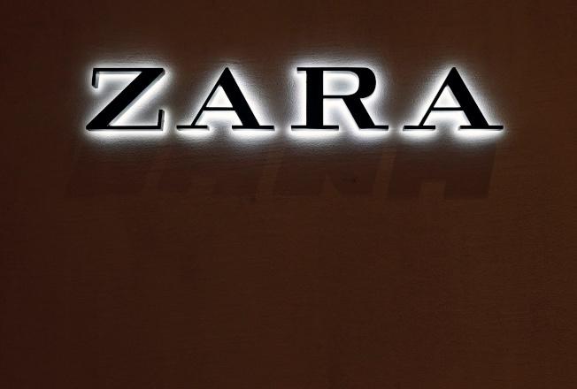 ZARA將在2025年前全面使用100%永續布料生產服飾。路透